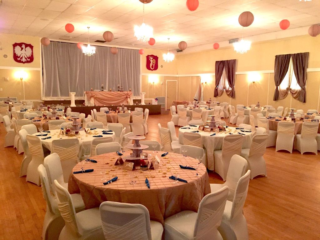 Main Ballroom Hall Polish Home