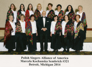 Próba/Rehearsal - Marcella Kochanska Sembrich Chorus