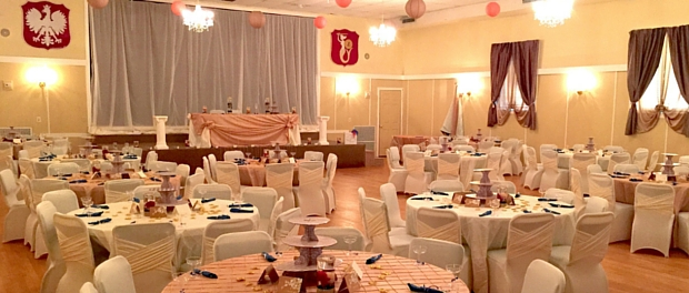 Banquet Hall Rentals Associated Polish Home Dom Polski
