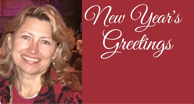 New Year's Greetings from Danuta Misthal