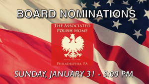 Polish Home Board Nominations