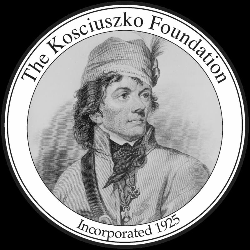 Kosciuszko foundation logo