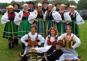 Próba/Rehearsal - PKM Polish Folk Dancers