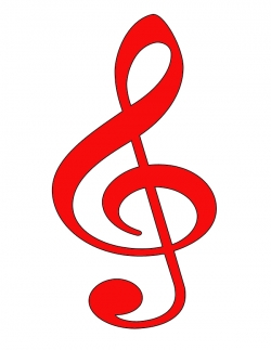 red_treble_clef