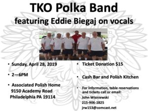 Polka Party @ Associated Polish Home | Philadelphia | Pennsylvania | United States