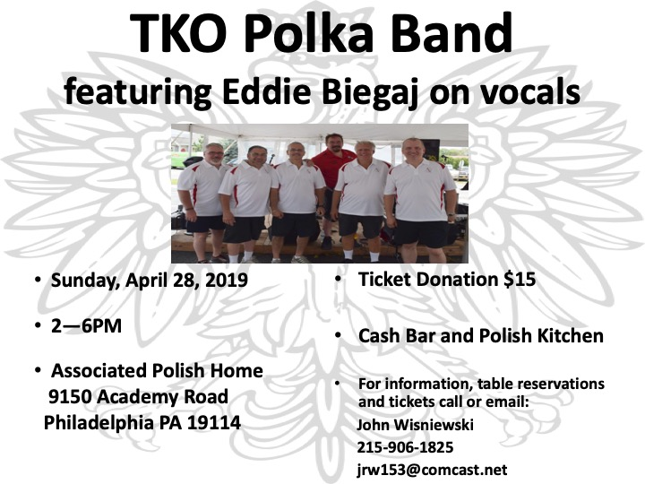 POLKA PARTY - TKO Polka Band