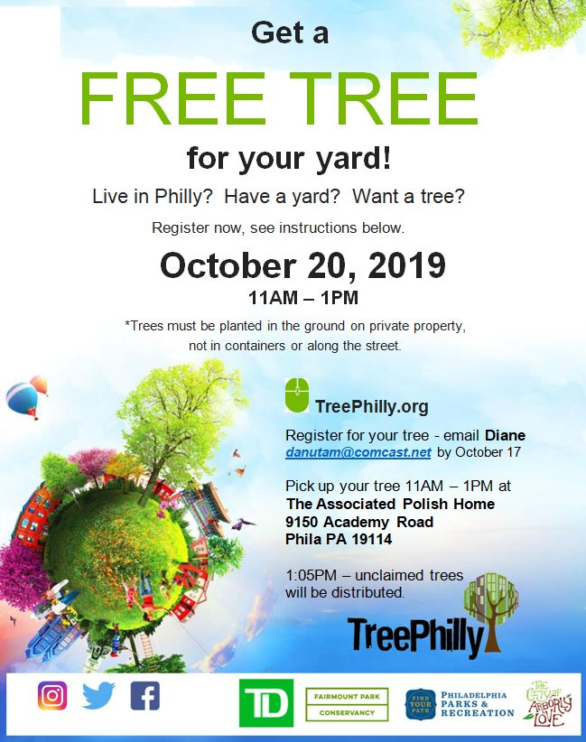 Tree Philly 2019